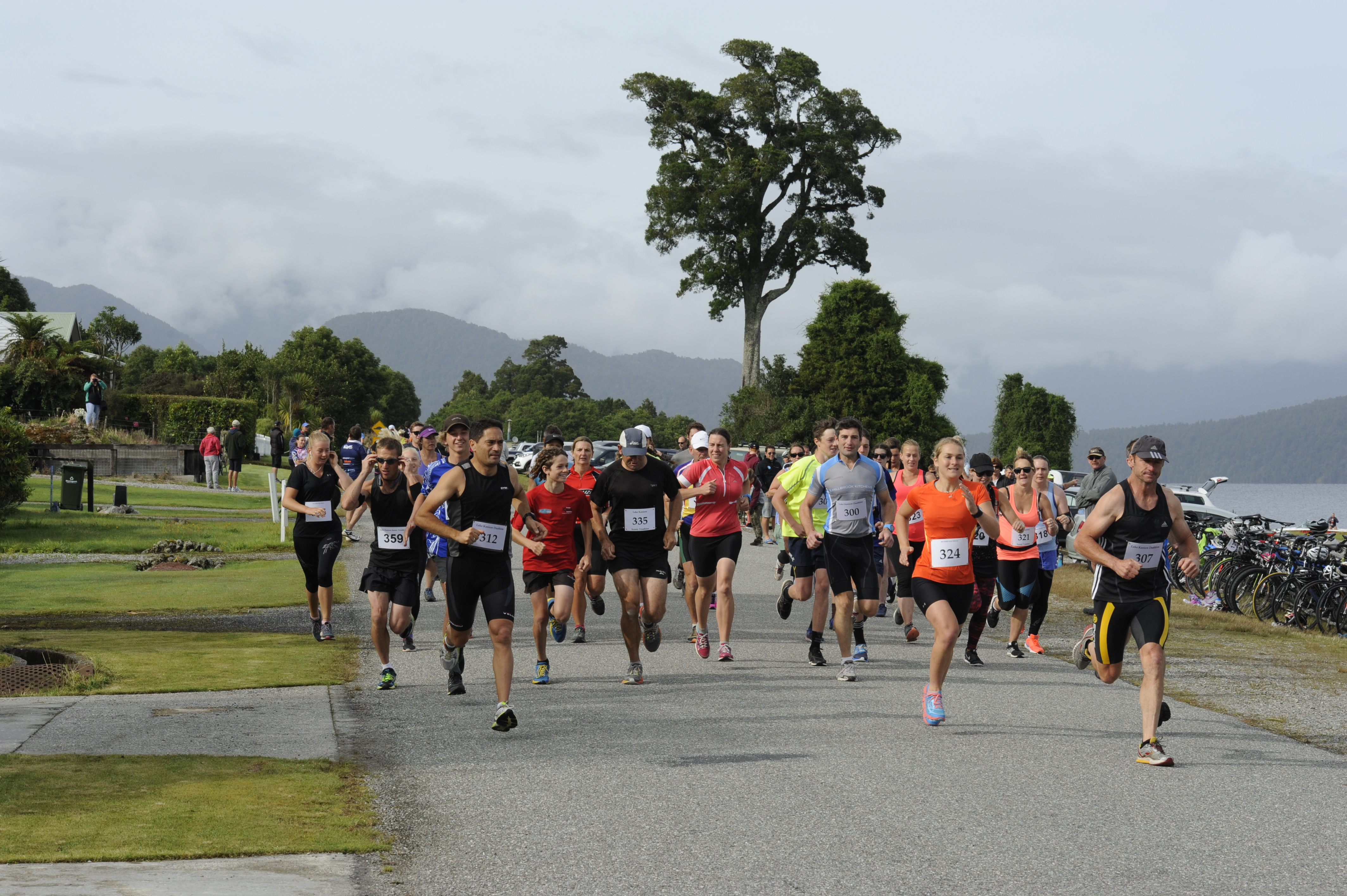 Lake Kaniere Triathlon