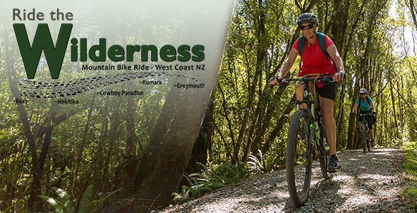 Ride the Wilderness Event Banner
