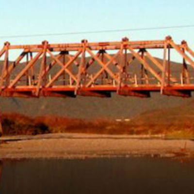 Totara Bridge for Highlights page